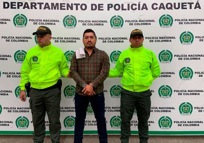 """Colombia: detienen al narcotraficante """"más temido"""" desde Pablo Escobar"""