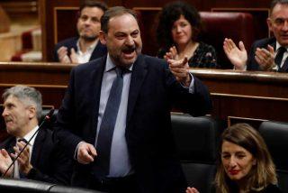 """Ábalos se pone el lazo amarillo: """"El Gobierno está obligado a tramitar los indultos y aliviar tensiones"""""""