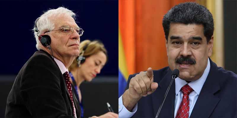 Leopoldo López Gil presiona a Borrell para gestionar la liberación de dos españoles 'secuestrados' por Nicolás Maduro