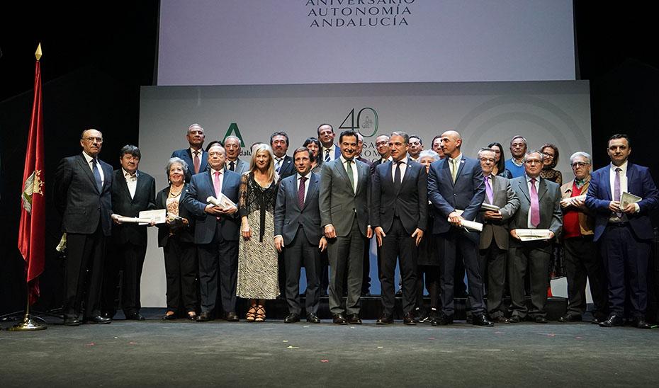 Juanma Moreno afirma que es el momento de Andalucía