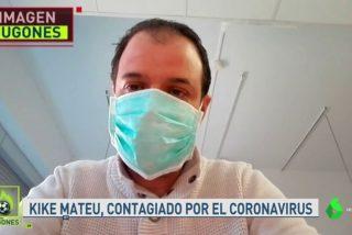 ¡El coronavirus llega a laSexta! Un tertuliano de Pedrerol, contagiado en Valencia
