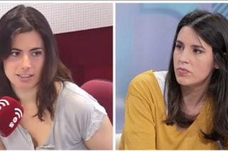 Emilia Landaluce pone en guardia a los hombres ante la nueva ley sexual que pretende implantar Irene Montero