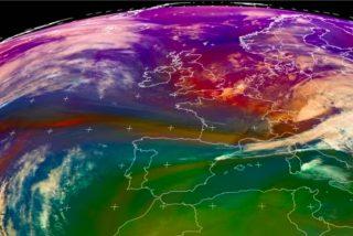 Clima: llega la borrasca Hervé, que volverá a desplomar las temperaturas en toda la Península