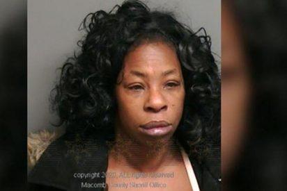 La Policía arresta a esta mujer por arrancar parte de la lengua a su amigo mientras se besaban