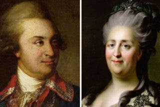 La obsesión de la ninfómana Catalina la Grande por el general Potemkin que convirtió Rusia en un imperio