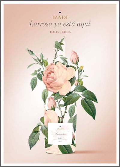 Larrosa y San Valentín están in love