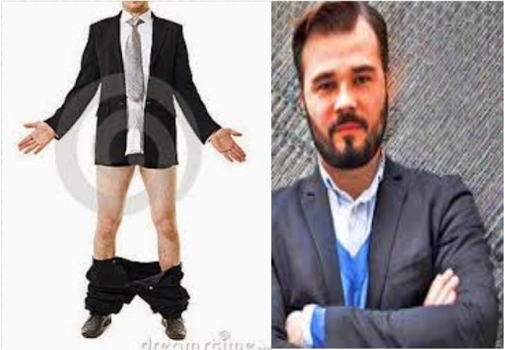 """Manuel del Rosal: """"Los pantalones de Pedro Sánchez y la dignidad"""""""