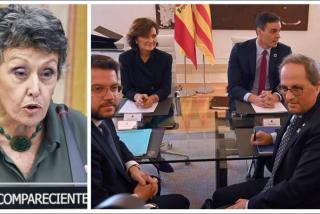 La comisaria Rosa María Mateo pone RTVE al servicio de Torra y su cohorte de separatistas