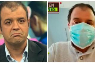 Twitter rescata un viejo tuit del tertuliano de Pedrerol infectado por el coronavirus y se monta la mundial