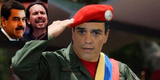 La metamorfosis de Sánchez: el líder del PSOE pasa de condenar el chavismo de Podemos a ponerse a las órdenes de Maduro