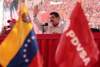 Extraoficial: Ábalos negoció con Delcy Rodríguez la venta de PDVSA a Repsol