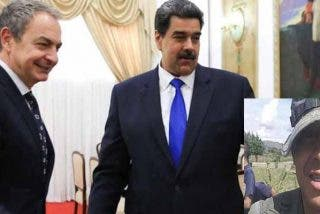 Con ZP en Venezuela: el chavismo tortura y asesina a un militar que acusaban de sublevación