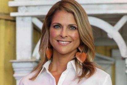La princesa Magdalena de Suecia escapa de su mansión de Miami por temor a revivir un cruel episodio