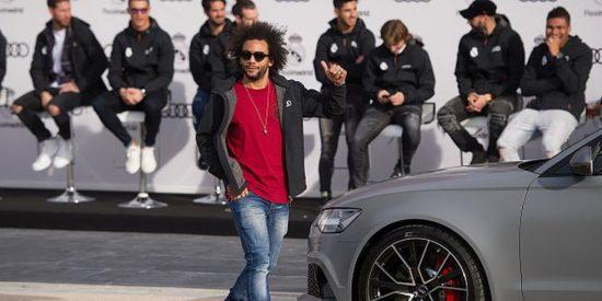 Marcelo, a lo 'fast and furious': imputado por conducir sin puntos y superando la velocidad máxima