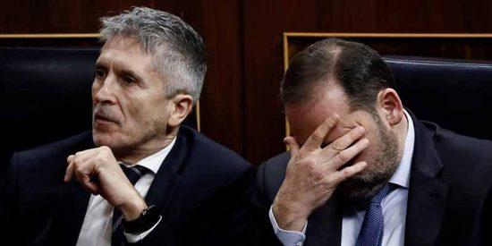 """""""Fue Italia"""": La descarada excusa de Marlaska para justificar que el Gobierno no compró material sanitario para prevenir el COVID-19"""
