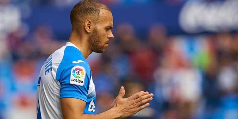 El Leganés llora ante el fichaje del Barcelona: adiós a su delantero Braithwaite y quizás a la categoría