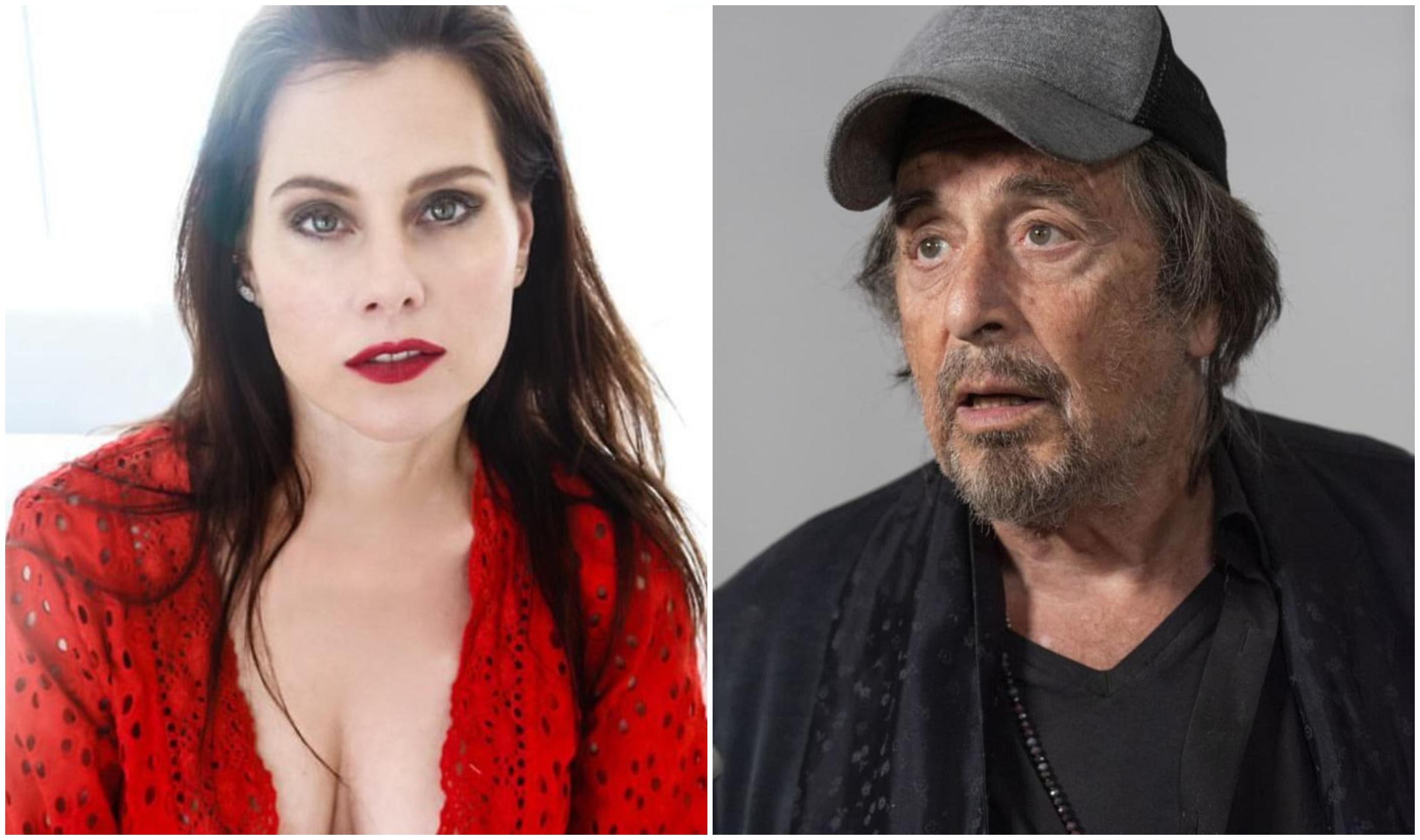 """La última novia de Al Pacino confiesa la causa de su ruptura: """"Es un anciano"""""""