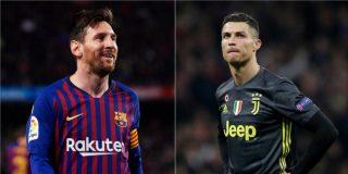 Messi y Griezmann 'golpearon' brutalmente a Cristiano Ronaldo en los vestuarios