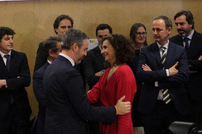 """Andalucía no traga con el """"donde está la bolita"""" de la ministra Montero"""