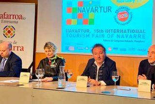 Navarra: Presentan la 15ª Feria Navartur Reyno de Navarra, Feria internacional de Turismo