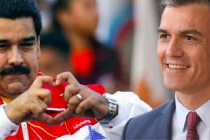 La sumisión del PSOE y Podemos a Maduro: vetan una declaración del Congreso contra el tirano venezolano