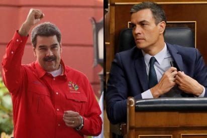 """EEUU acusa al Gobierno Sánchez-Iglesias de haberse convertido en """"el mayor impedimento"""" en Europa para liberar a Venezuela"""