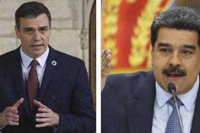 El País destapa sin quererlo la cobardía socialista: la dictadura venezolana tenía amenazado a Pedro Sánchez con la visita de Delcy Rodríguez