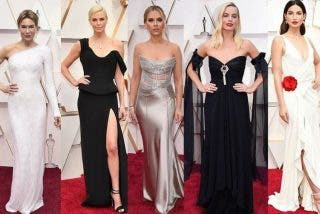 Mejores looks y maquillajes Oscar 2020