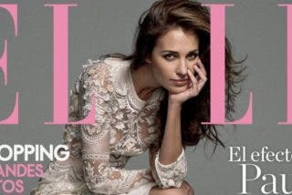 Paula Echevarría rompe su alianza con la revista Elle con