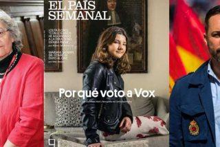 La izquierda radical ahora la toma con los suyos: el reportaje de 'El País Semanal' sobre los votantes de VOX es tachado de