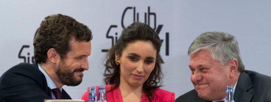 """Pablo Casado: """"No descansaremos hasta sentar a Maduro en el banquillo del Tribunal Internacional de La Haya"""""""