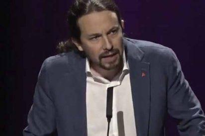 """Hermann Tertsch alerta del """"próximo paso"""" del revolucionario Pablo Iglesias tras sus amenazas"""