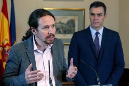 El Gobierno de Pedro Sánchez admite por escrito que Pablo Iglesias violó la cuarentena