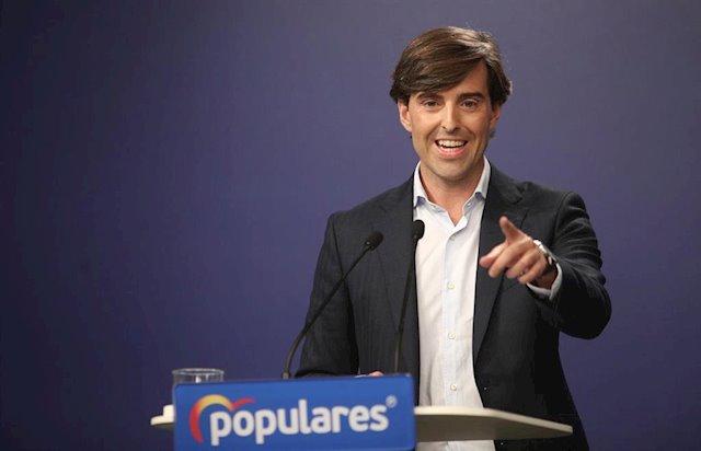 Pablo Montesinos mete el dedo en la llaga del PSOE y los socialistas enferman y se abalanzan contra él