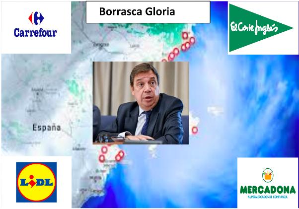 """Manuel del Rosal: """"Paro en el campo: La culpa es de Gloria y los supermercados"""""""