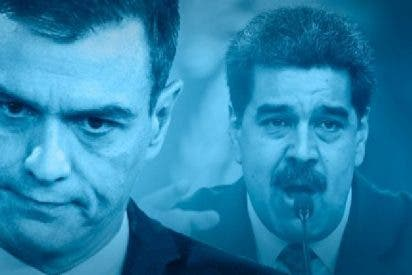 """Exclusiva: EEUU investiga los nexos """"turbios e ilegales"""" entre el Gobierno de Sánchez y el régimen de Nicolás Maduro"""