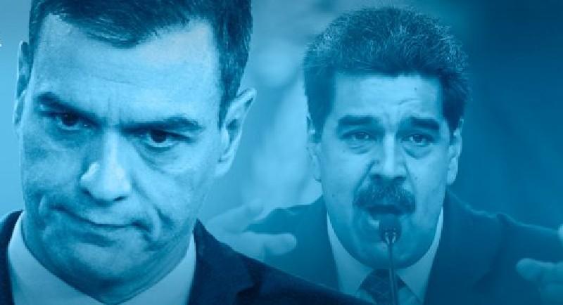 """Eduardo Inda: """"Cuando un presidente llamado Pedro Sánchez se pone a las órdenes de un narcodictador"""""""
