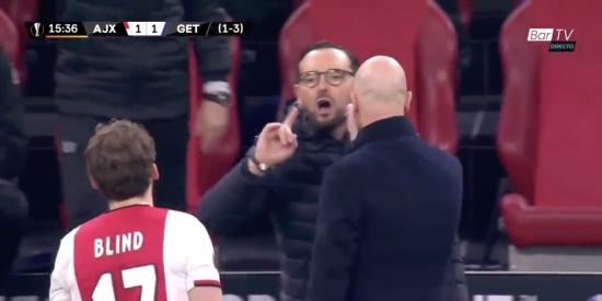 El Getafe de Bordalás lo borda: elimina al Ajax y pasa a octavos de la Europa League