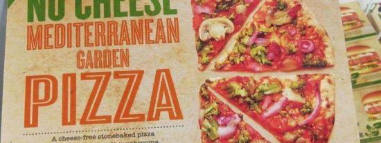 Pizza: Sanidad lanza una alerta y ordena retirar de los supermercados estos alimentos 'veganos'