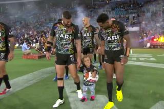 Quaden Bayles: el mejor partido de rugby del niño con enanismo que quería suicidarse por el bullying
