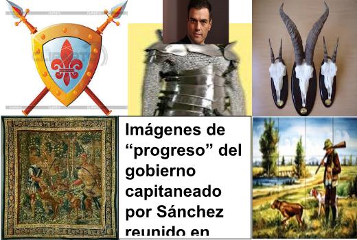 """Manuel del Rosal: """"Quintos de Mora: El progresismo del gobierno de progreso"""""""