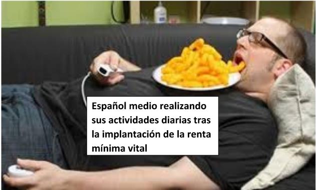 """Manuel del Rosal: """"Renta mínima de Pablo Iglesias"""""""