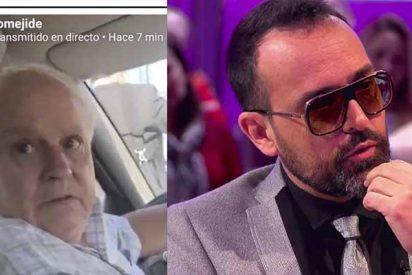 Las redes sociales no olvidan: Twitter vuelve a sacar a la luz un vídeo de Risto Mejide intentando humillar a un taxista