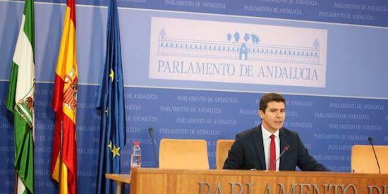 """Sergio Romero: """"en Andalucía se ha hecho en un año más por la dependencia que en los anteriores 40"""""""