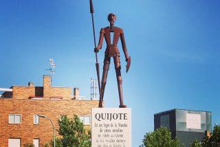 Monumento a Don Quijote, Guadalajara, España: Imagen destacada del día
