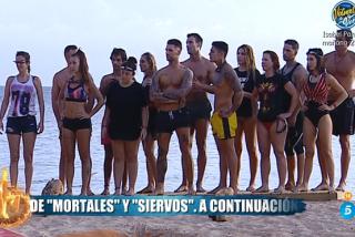 Un vídeo con el pasado delictivo de un concursante de 'Supervivientes' le estalla a Telecinco y a Jorge Javier