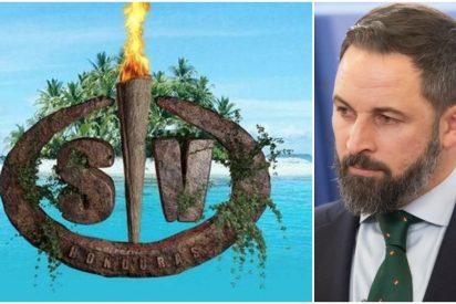 """Vox se cuela en 'Supervivientes 2020': """"No sabía que Santiago Abascal participaba"""""""
