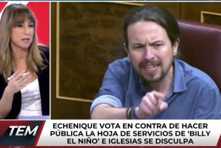 El Quilombo / La conversión meteórica de Iglesias y Montero en nuevos ricos abochorna hasta a la comunista Pardo de Vera