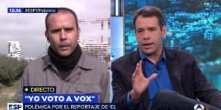 El Quilombo / El obrero de VOX se baja del andamio para repartir guantazos a los 'pijoprogres' de 'Espejo Público'
