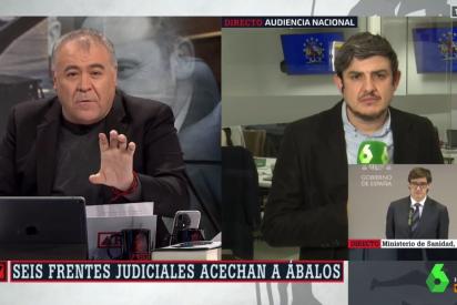 El Quilombo / Ferreras traga con las mentiras de Ábalos y aprieta a un juez del 'Delcygate':